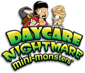 Daycare Nightmare: Mini-Monsters Feature Game