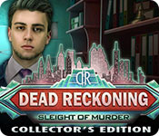 Dead Reckoning: Sleight of Murder Collector's Edition Game Featured Image