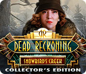 Dead Reckoning: Snowbird's Creek Collector's Edition Game Featured Image