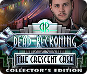 Dead Reckoning: The Crescent Case Collector's Edition Game Featured Image