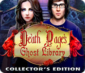 Death Pages: Ghost Library Collector's Edition for Mac Game