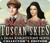 Death Under Tuscan Skies: A Dana Knightstone Novel Collector's Edition Game Featured Image
