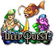 Deep Quest Game Featured Image
