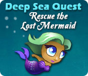 Deep Sea Quest: Rescue the Lost Mermaid Game Featured Image