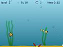 in-game screenshot : Deep Water Snake (og) - Help your Deep Water Snake grow!