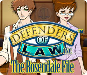 Defenders of Law for Mac Game
