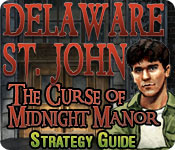 Delaware St. John: The Curse of Midnight Manor Strategy Guide feature
