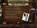 Delaware St. John: The Curse of Midnight Manor Strategy Guide screenshot