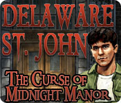 Delaware St. John: The Curse of Midnight Manor Walkthrough