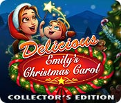 Delicious: Emily's Christmas Carol Collector's Edition Game Featured Image