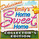 Delicious: Emily's Home Sweet Home Collector's Edition Game
