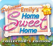 Delicious: Emily's Home Sweet Home Collector's Edition for Mac Game