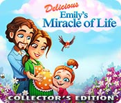 Delicious: Emily's Miracle of Life Collector's Edition Game Featured Image