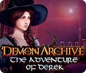 Demon Archive: The Adventure of Derek Game Featured Image