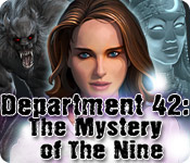 Department 42: The Mystery of the Nine Game Featured Image