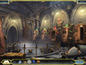in-game screenshot : Depths of Betrayal Collector's Edition (pc) - Stop a mechanical monster!