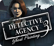 Detective Agency 3: Ghost Painting for Mac Game