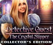 Detective Quest: The Crystal Slipper Collector's Edition Game Featured Image