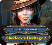 Detective Riddles: Sherlock's Heritage 2 Game Featured Image