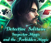 Buy PC games online, download : Detective Solitaire: Inspector Magic And The Forbidden Magic