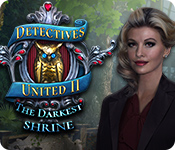 Buy PC games online, download : Detectives United II: The Darkest Shrine