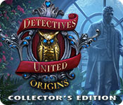 Detectives United: Origins Collector's Edition Game Featured Image