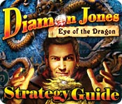 Diamon Jones: Eye of the Dragon Strategy Guide feature