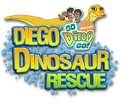 Diego Dinosaur Rescue Game Featured Image
