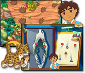 Diego Dinosaur Rescue Game