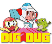 Dig Dug feature