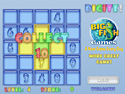 in-game screenshot : Digitz! (og) - A numeric puzzle challenge.