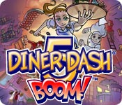 Featured Image of Diner Dash 5: Boom Game