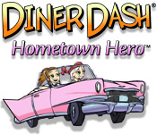 Diner Dash: Hometown Hero Feature Game