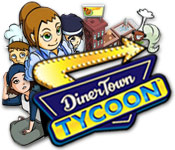 DinerTown Tycoon Game Featured Image