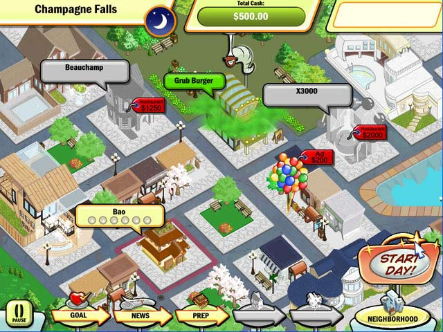 DinerTown Tycoon Screenshot http://games.bigfishgames.com/en_diner-town-tycoon/screen2.jpg
