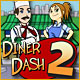 Free online games - game: Diner Dash 2 Restaurant Rescue