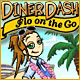 Free online games - game: Diner Dash Flo on the Go