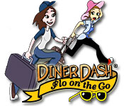 Diner Dash Flo on the Go Feature Game