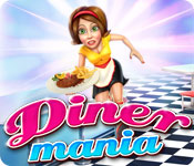 DinerMania Game Featured Image