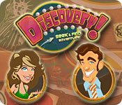 Discovery! A Seek and Find Adventure Feature Game