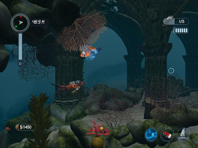 Gra Dive: The Medes Islands Secret Gra Bezpłatne