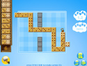 in-game screenshot : Domino Quest (og) - Capture the coins in Domino Quest!