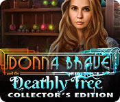 Buy PC games online, download : Donna Brave: And the Deathly Tree Collector's Edition