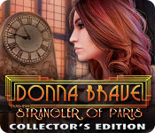 Donna Brave: And the Strangler of Paris Collector's Edition Game Featured Image