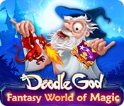 Doodle God Fantasy World of Magic Game Featured Image
