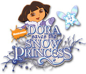 Dora Saves the Snow Princess Feature Game
