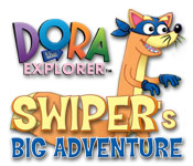 Dora the Explorer: Swiper's Big Adventure! Game Featured Image