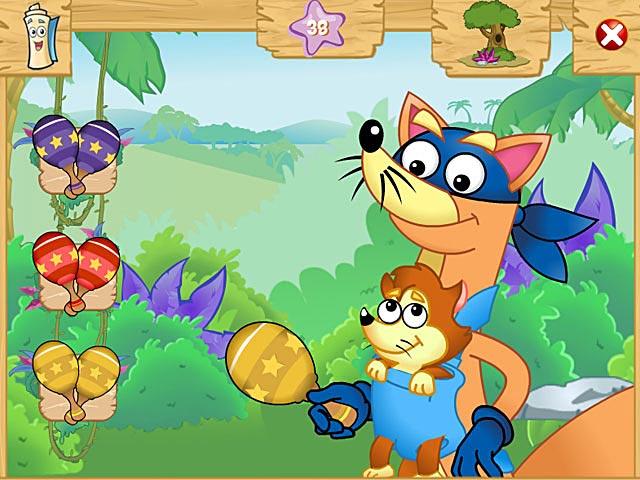 Bezpłatne pobieranie Dora the Explorer: Swiper's Big Adventure!