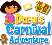 Doras Carnival Adventure Feature Game
