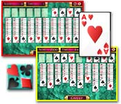 Download Double Freecell Solitaire Game